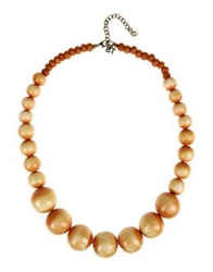 Twin Set Simona Barbieri Necklaces Beige