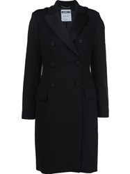Moschino Tuxedo Tail Coat Black