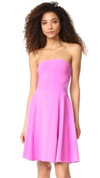 Susana Monaco Violet Strapless Dress Bubble