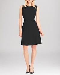 Kenneth Cole New York Ines Color Block Dress Black