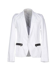 Karl By Karl Lagerfeld Suits And Jackets Blazers Men White