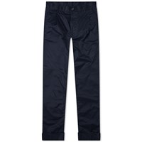 Beams Plus Pleated Chino Blue