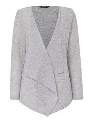 Tigi Waterfall Cardigan Charcoal