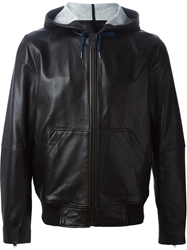 Marc By Marc Jacobs Zipped Hooded Jacket