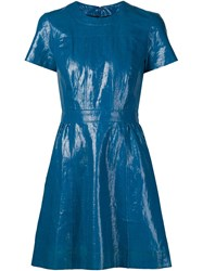 Creatures Of The Wind 'Daeza' Dress Blue