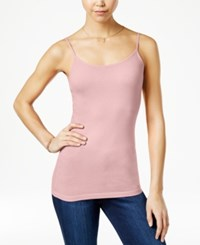 Planet Gold Juniors' Scoop Neck Tank Top Blush