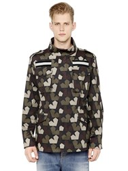 Ports 1961 Star Camo Stretch Drill Field Jacket