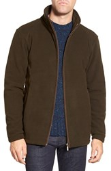 Men's Barbour 'Hilton' Zip Front Fleece Jacket