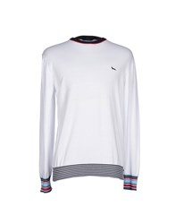 Harmontandblaine Knitwear Jumpers Men White