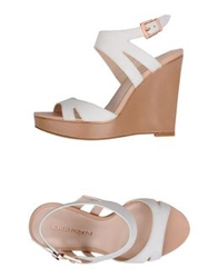 Carlo Pazolini Sandals White