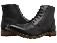 Ted Baker Sealls 3 Black Leather Men's Lace Up Boots
