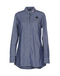Blauer Denim Denim Shirts Women Blue