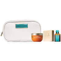 Moroccanoil Travel Luxuries Cleanse Set