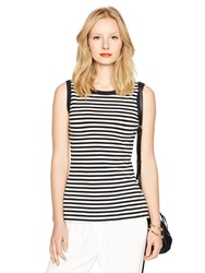 Kate Spade Cameo Back Sleeveless Top