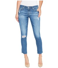 Ag Adriano Goldschmied Stilt Crop In 15 Years Boundless 15 Years Boundless Women's Jeans Blue