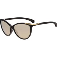 Calvin Klein Jeans Women's Cateye Sunglasses Black