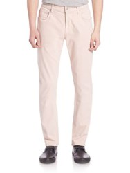 7 For All Mankind Solid Pants Desert Rose