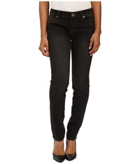 Kut From The Kloth Petite Diana Skinny In Black Black Women's Jeans