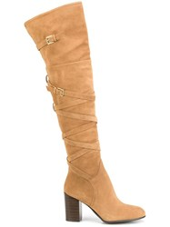 Sam Edelman 'Sable' Boots Brown