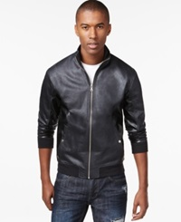 Inc International Concepts Shifter Jacket Only At Macy's Deep Black