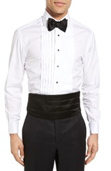 Calibrate Men's Cummerbund And Bow Tie Set