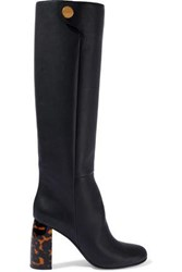 Stella Mccartney Faux Leather Boots Black
