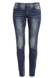 S.Oliver Slim Fit Jeans Blue Stone Washed Stone Blue