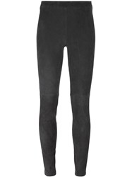 Steffen Schraut Elasticated Waistband Leggings Grey