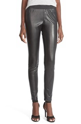 Sam Edelman 'Skylar' Faux Leather Leggings Black
