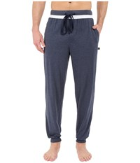 Kenneth Cole Reaction Banded Pants Navy Men's Pajama
