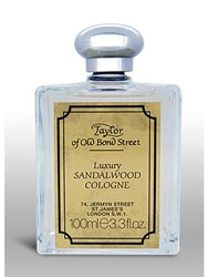 Taylor Of Old Bond Street Luxury Sandalwood Cologne Neutral