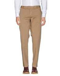Xagon Man Casual Pants Camel