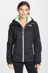 The North Face 'Momentum' Triclimate 3 In 1 Jacket Tnf Black Green Ash