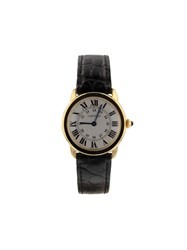 Cartier 2018 Pre Owned Ronde Solo 30Mm 60