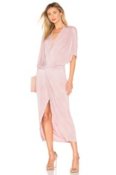 Yfb Clothing Luana Dress Pink