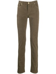 Zadig And Voltaire Corduroy Trousers Brown