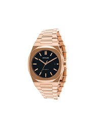 D1 Milano Automatic Watch Gold