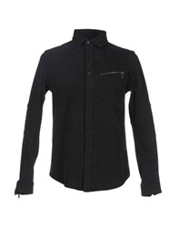 Karl By Karl Lagerfeld Shirts Shirts Men Black