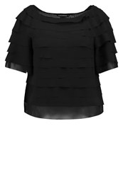 Club Monaco Keliee Blouse Black