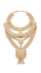 Samantha Wills The Grand Necklace Shiny Gold