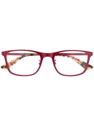 Mcq By Alexander Mcqueen Square Shaped Glasses 60
