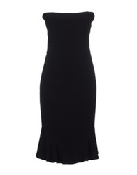Guess By Marciano Short Dresses Black