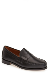 Allen Edmonds 'Cavanaugh' Leather Penny Loafer Men Black