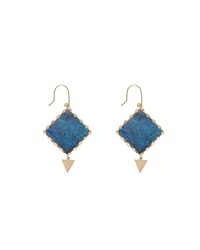 Lana Mini Prix Boulder Opal Earrings