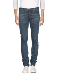 Rick Owens Drkshdw By Denim Denim Trousers