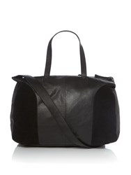 Pieces Fanny Black Travel Bag Black