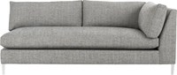 Cb2 Decker Right Arm Sofa