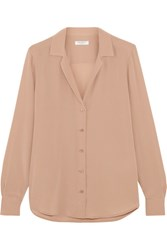 Equipment Adalyn Washed Silk Shirt Blush