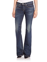 Rag And Bone Mid Rise Bootcut Jeans Bishop