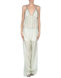 Kristina Ti Pant Overalls Light Green